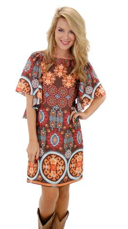 Social Circle Dress