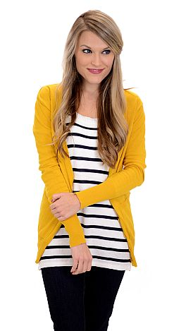 Best Boyfriend Cardigan Honey