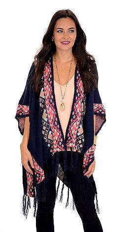 Sweet Aztec Kimono