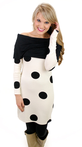 Dots to Be Tunic