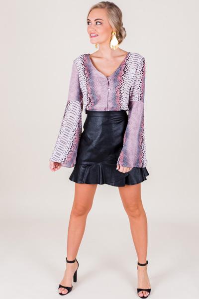 Thrill Seeker Skirt