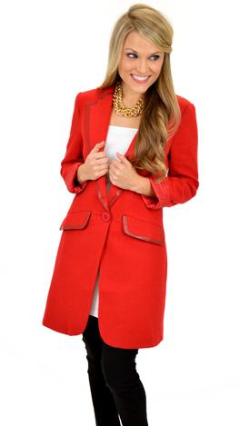 Hot Tomales Coat