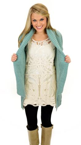 Flora Crochet Tank