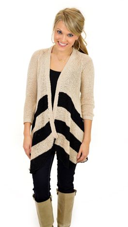 Over the Hill Cardigan