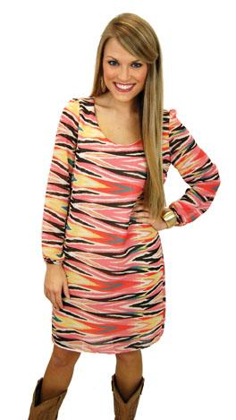 Wishful Thinking Dress, Pink