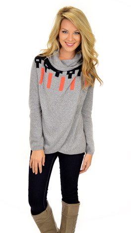 Split the Difference Sweater