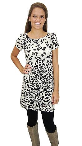 Ruffled Lottie Dottie Dress