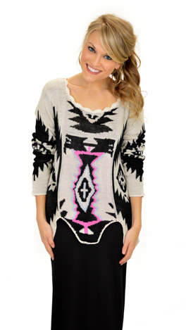 Mohicans Sweater