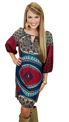 Maroon Five Dress