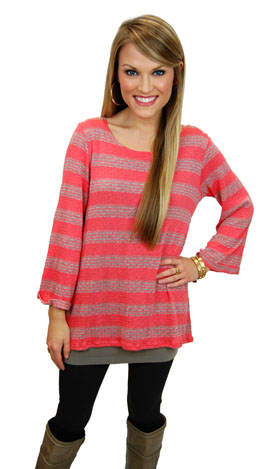 Georgia Peach Sweater