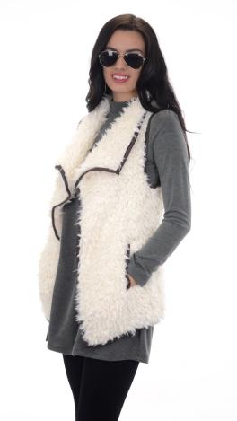 Sherpa Chic Vest