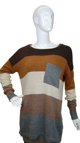 Cinnamon Spice It Up Sweater, brown