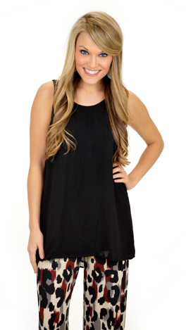 Must Have Top, Black