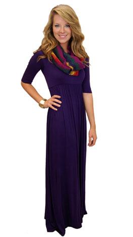 Marianna Maxi, Purple
