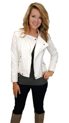 Pull The Cord-aroy Jacket