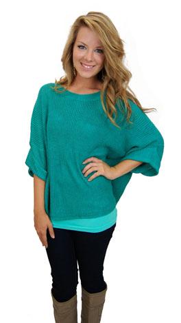 KARLIE 80's Ladies Sweater