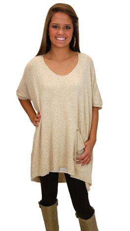 Telluride Sweater, Oatmeal