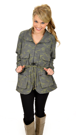 Army Strong Jacket