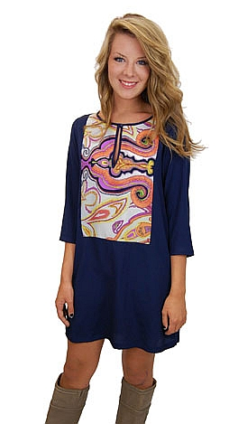 Russo Shift Dress