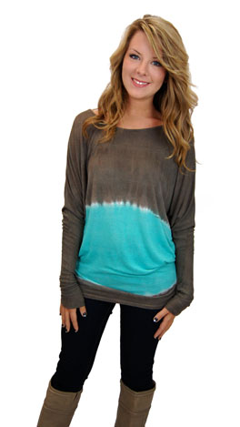 Speckle Tunic