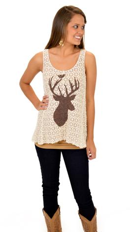Judith March My Deer Tank