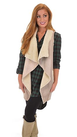Such a Softee Vest