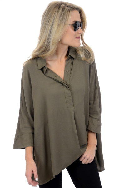 Contemporary Dolman Shirt