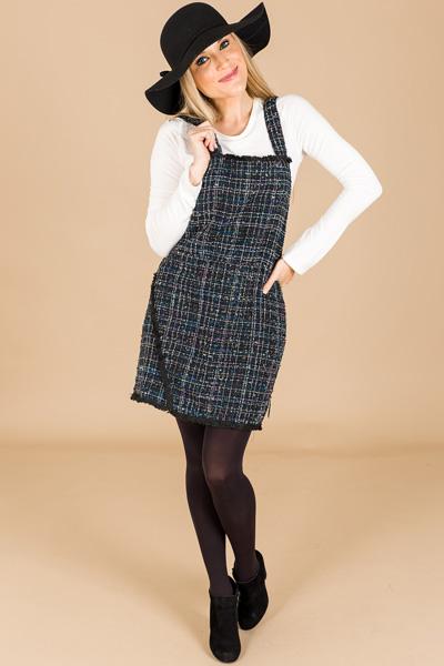Blair Tweed Jumper