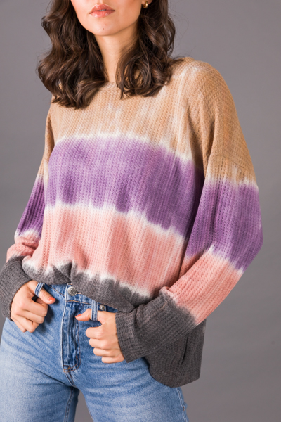 Dyed Stripes Thermal