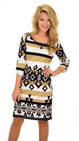 Golden Canyon Dress