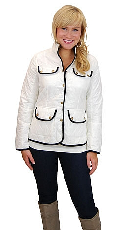 Cameron Quilted Jacket