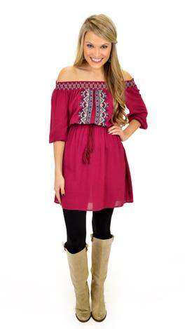 The Lindsey Dress