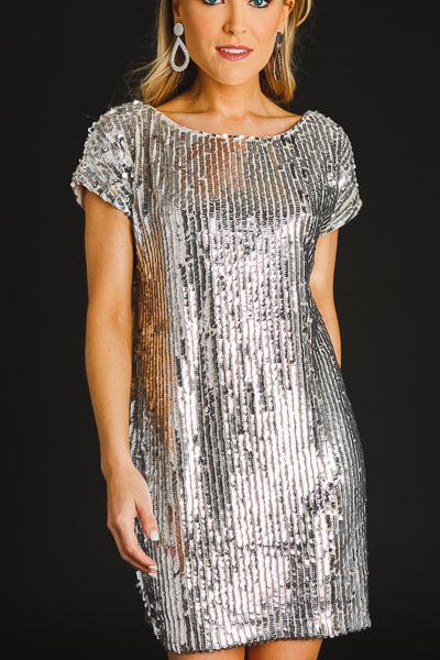 Gatsby Sequin Dress