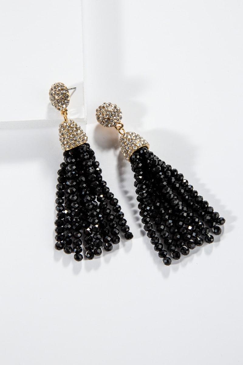 Glam Gal Ear, Black