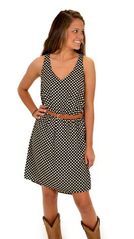 Pinky Square Dress