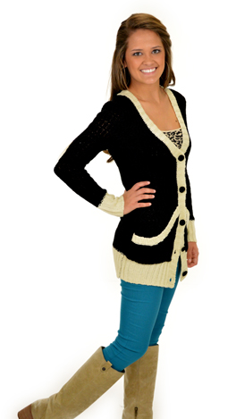 Patch Things Up Cardigan