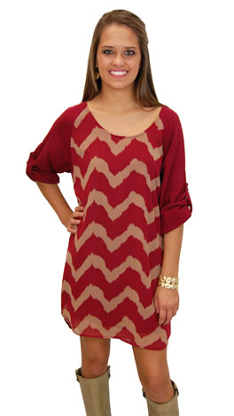 Red Sea Dress