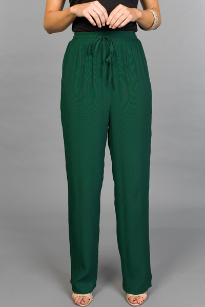 Green with Envy Pants