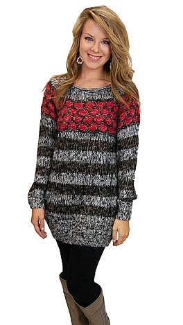 Bed of Roses Sweater