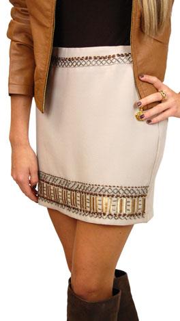 Pharoh Pharoh Skirt