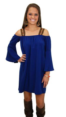 Sapphire Sky Dress