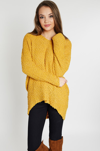 Stay Golden Sweater