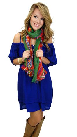 Blue Hue Dress