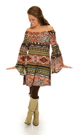 Troubador Dress