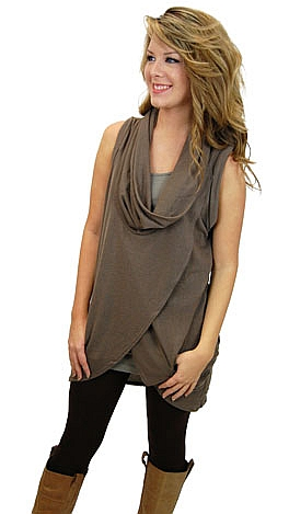 Hands to Yourself Tunic