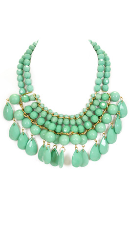 Mint a Statement Necklace