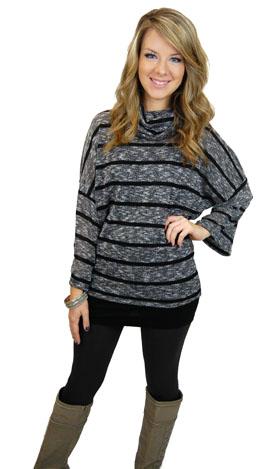 Shade of Gray Sweater