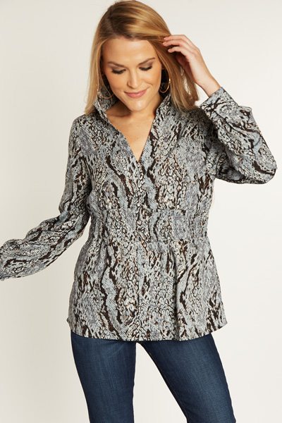 Slither and Smock Top