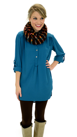 All for One Top, Teal