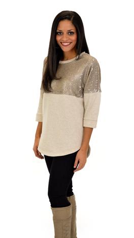 Shimmy Sweatshirt